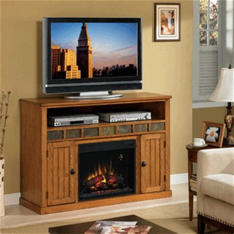 classic sedona entertainment center with 23in
