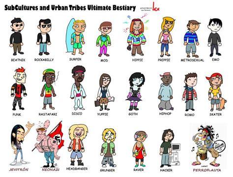 imagenes tribus urbanas tribus urbanas v5 pinterest tribus urbanas