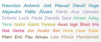 names the most common names in spain don quijote