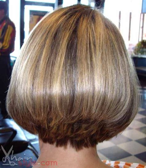 Show Bobs Hair Styles From Back Of Head | back of head wedge haircut pictures image short