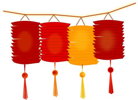new year lantern clipart paper lanterns clip at clker vector clip