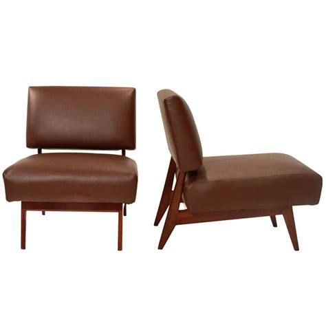 Leather Slipper Chair Design Ideas Gorgeous Leather Slipper Chair Offering Stunning Vibes And Comfy Atmospheres Homesfeed