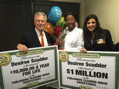 Publishers Clearing House Prize - what would you do with a 1 000 000 publishers clearing