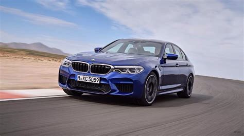 2018 bmw m5 leaked ahead of today s reveal