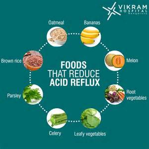 foods that can help to reduce acid reflux vikram hospital blog