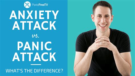 anxiety attack anxiety attack vs panic attack what s the difference