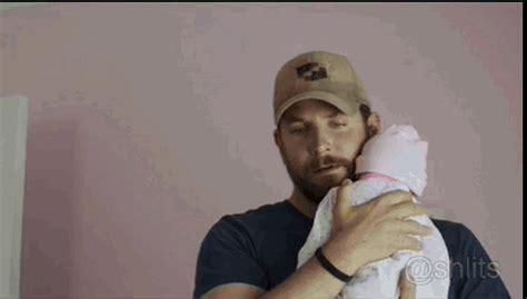 new 3d dad girl gif fake baby scene in american sniper gifs