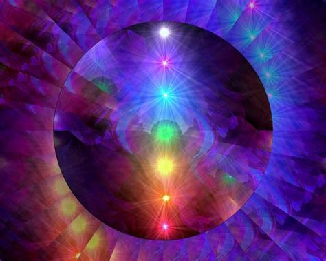 chakra art rainbow decor reiki energy art print chakra
