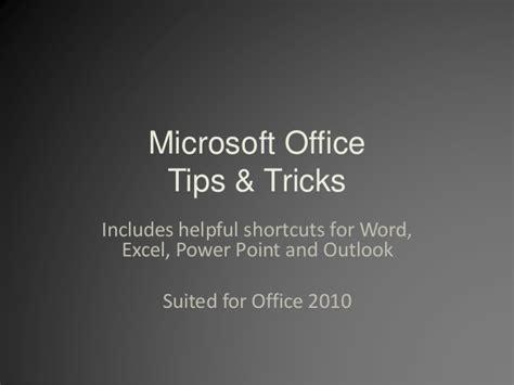 The Best Tips Trick Ms Office Word Arista Prasetyo Adi microsoft office tips tricks