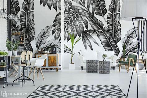 monochromatic accent black  white wallpaper