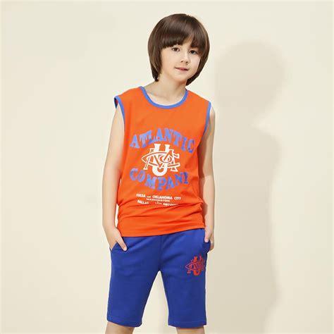 Boogybaby Sleeveless Boy 9 12 boys summer 7 8 9 10 clothing 12 year boy in the