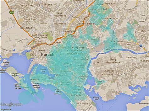 where is karachi on the world map karachi airport pakistan city map