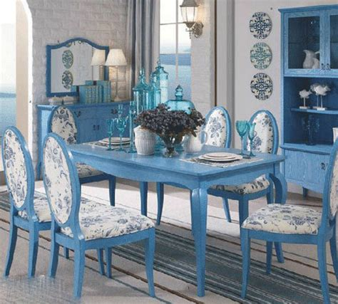 Blue Dining Table And Chairs Blue Dining Table And Chairs Design Ideas Dini And Dining Room Cool Mesa Gallery Adorable Accent