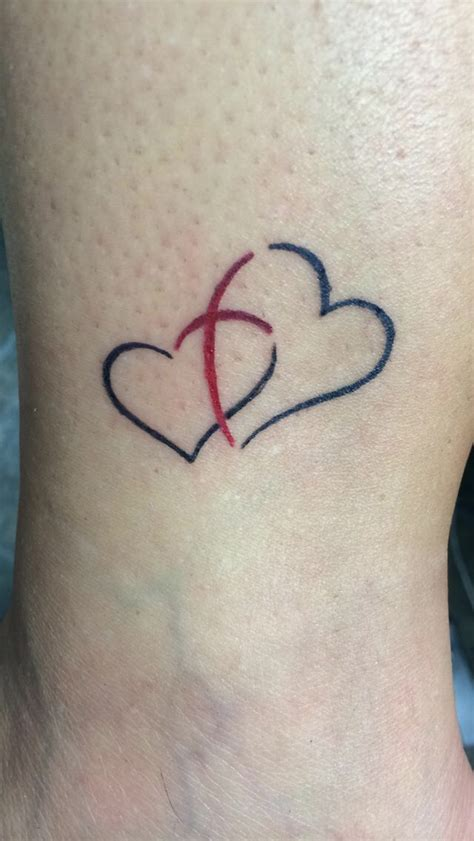 small heart and cross tattoos cross gt gt gt gt i want to add this to my