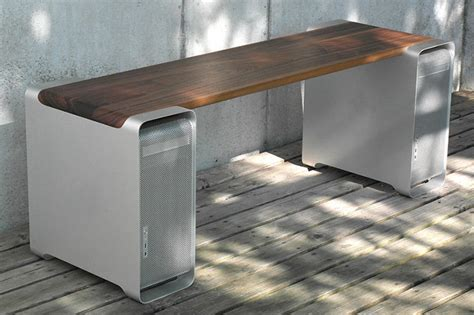 mac bench the apple mac bench made from old macs