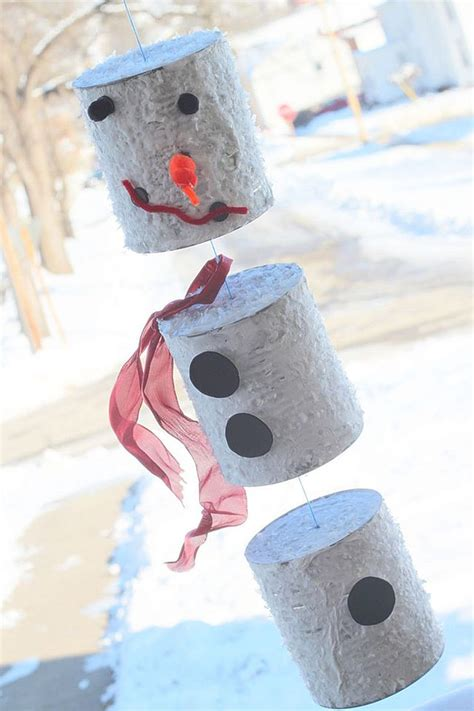 snowman crafts for to make season delights snowman themed crafts for