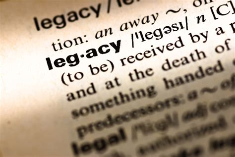 a legacy worth recalling what will you leave books leading with your legacy in mind q a with dr andrew