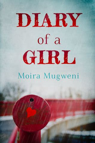 picture is not shown book read diary of a by moira mugweni book or