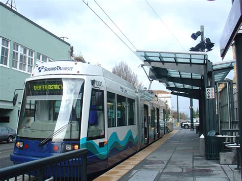 Tacoma Light Rail by January 2016 Trolleyville Times