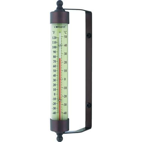 Termometer Outdoor conant t1 series vermont thermometer conant t1 series decor thermometer conant t1bp