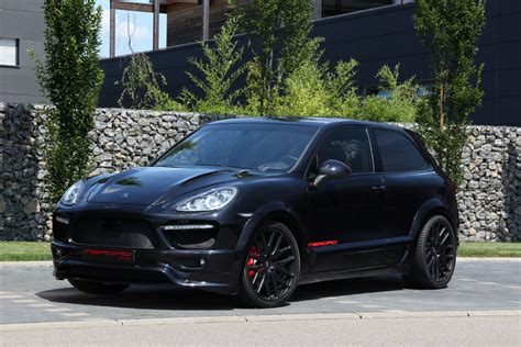 Porsche Cayenne S Tuning by Porscheboost Merdad Collection Takes A 958 Cayenne And