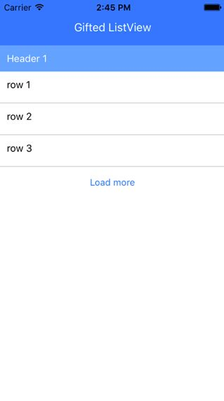 listview tutorial react native react native gifted listview npm