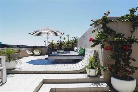 rooftop garden design sydney terrace outdoor living