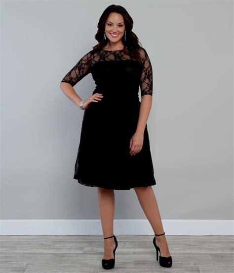 the best plus sized evening gowns black lace long dress plus size naf dresses