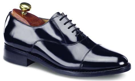 black shoes are essential samuel