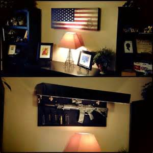 Vanity Mirror Gun Safe Wall Gun Safe Ideas Vanity Decoration