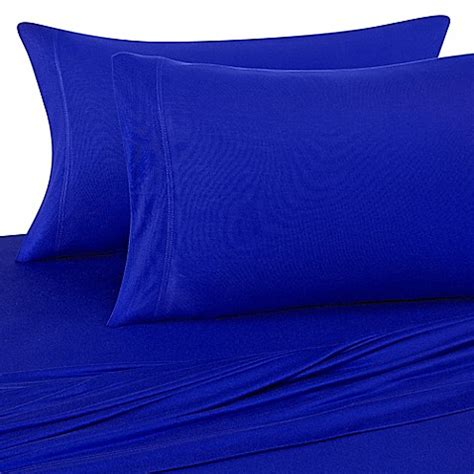 jersey knit pillowcases buy beech 174 100 modal jersey knit standard