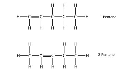 drawing structure organic chemistry