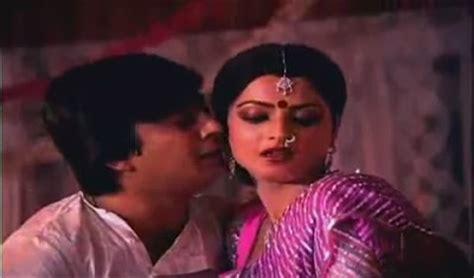 www suhag rat movies actress movieimages rekha hot suhagrat