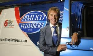 Largest Plumbing Company In The Us by Pimlico Plumbers In 163 20m Turnover For Time In 35