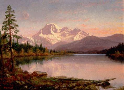 Landscape Paintings Realism Realistic Landscape Paintings Www Pixshark