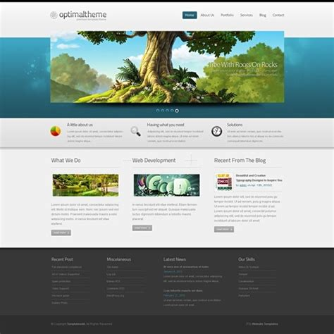 templates for website in html striking 3d html template 3d templates website