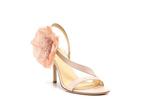 kate spade pink sandals kate spade new york lavish flower sandals in pink blush