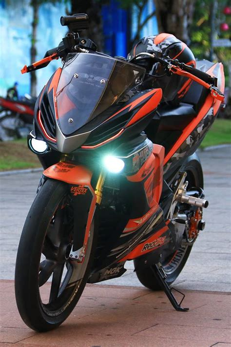 Visor Mx King Yamaha bergaya sport fighter jupiter mx king yang satu ini bakal