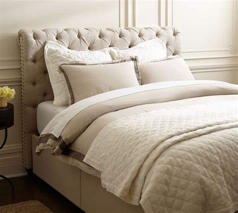 upholstered headboard sale pottery barn buy more save more sale save up to 25 off furniture home decor august 31 labor