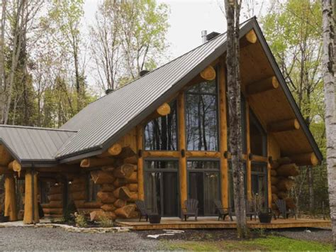 Cheap Staircase Kits by 10 Rustic Log Cabins That Will Make You Want To Sell Your