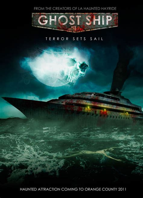ghost boat movie ghost ship and the terrorfest rogues hollow productions