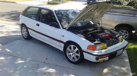91 honda civic for sale 1991 honda civic dx cars for sale