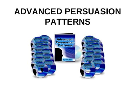 nlp patterns persuasion nlp anchoring for fun sex and profit the nlp company