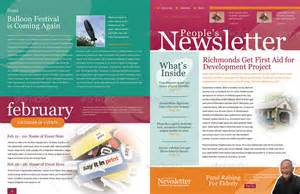enews templates design journal newsletter help enews