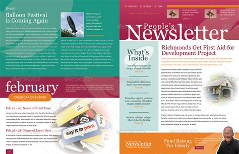newsletter template fotolip com rich image and wallpaper