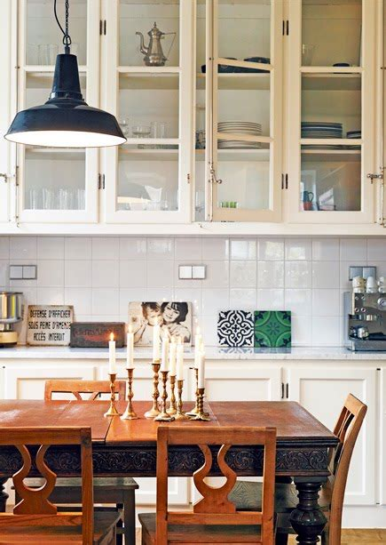 delight by design eat in kitchen industrial chic