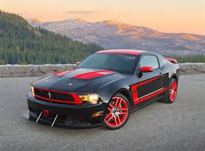 Black And Red Mustang Gallery For Gt Black And Red Mustang