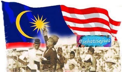 tema hari kebangsaan 2016 logo hari kemerdekaan malaysia 2016