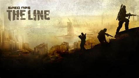 Spec Ops The Line Theme With 7 Background Wallpapers