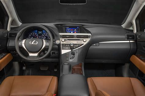 new lexus rx interior 2015 lexus rx350 reviews and rating motor trend